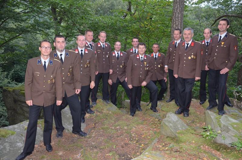 Kommando FF Schmiedgassen 2013